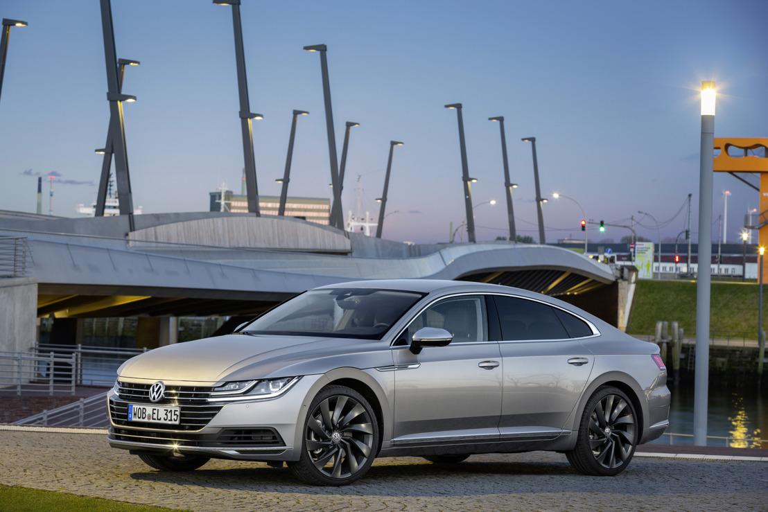 Nouvelle Volkswagen Arteon – une voiture Grand Tourisme avant-gardiste