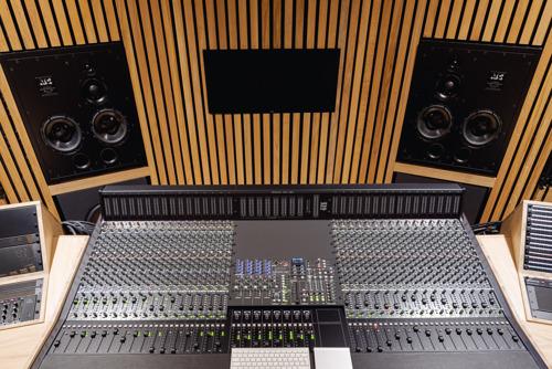 SSL ORIGIN brings true flexibility to Flow Studios