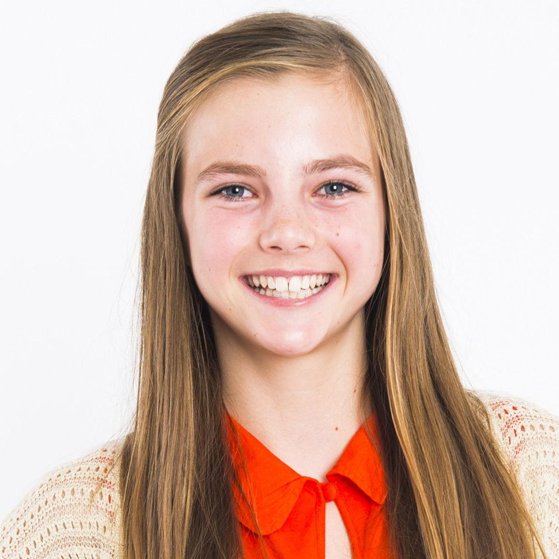 Junior Musical - Emma Van Abbenyen - (c) VRT - Frederik Beyens