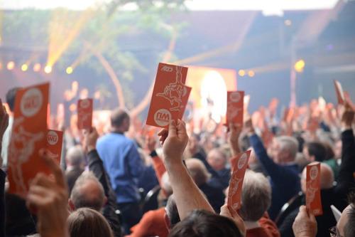 JONGCD&V kleurt het 'Nieuwe WIJ-Congres'