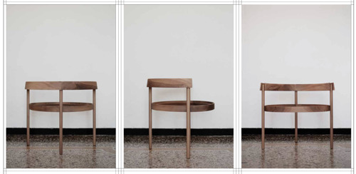 MANIERA presents a furniture collection of the renowned Italian architect Francesca Torzo