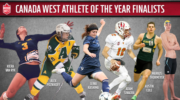 Preview: CW Athlete of the Year finalists unveiled