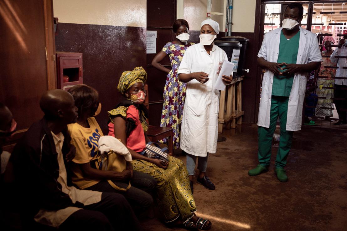 Día Mundial del SIDA: Situación crítica en la República Centroafricana
