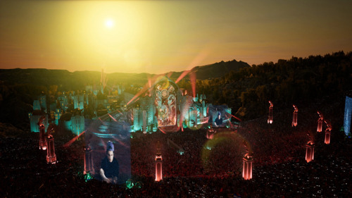 Tomorrowland Around the World wins FWA of the Month