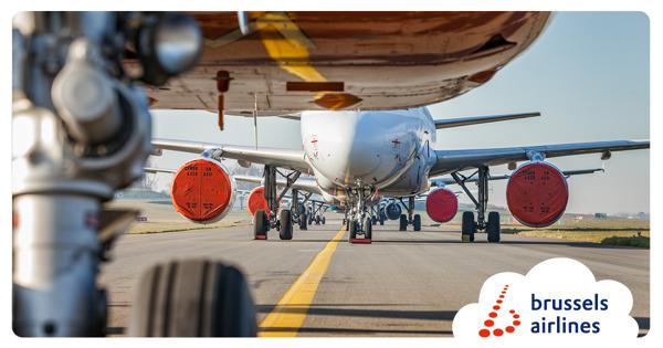 Preview: Achter de schermen bij Brussels Airlines: hoe een volledige vliegtuigvloot wordt geparkeerd