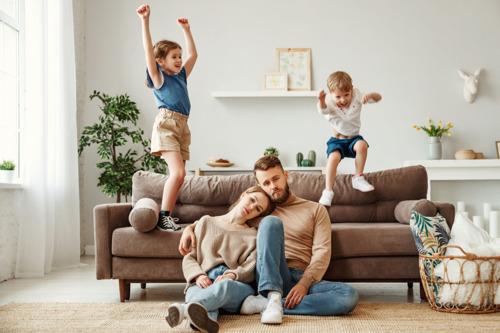 Internationale dag van het gezin 2021: Gezinsbond zet op 15 mei de flexibiliteit van gezinnen in de kijker