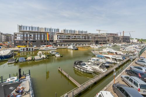 Preview: Le Quartier Bleu s'élève dans la zone du canal à Hasselt