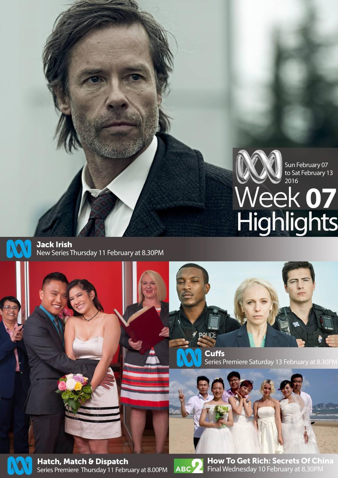 ABC TV Highlights - Week 7