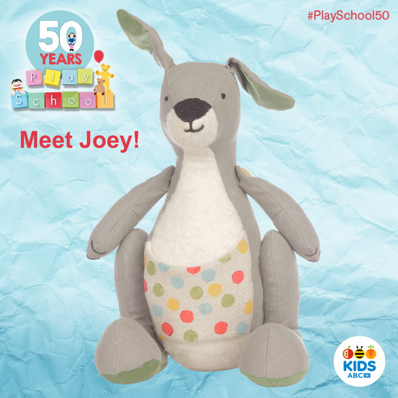 Introducing ABC KIDS' Play School's newest family member, Joey!