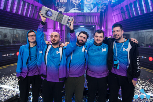 Team Nigma Are the Champions of WePlay! Mad Moon