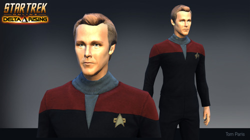 Star Trek Online: Tom Paris 10. Sezon Yayını için Görev Yerinde.