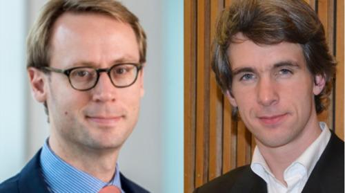 Jonathan Holslag en Alexander Mattelaer lid denktank strijdmacht