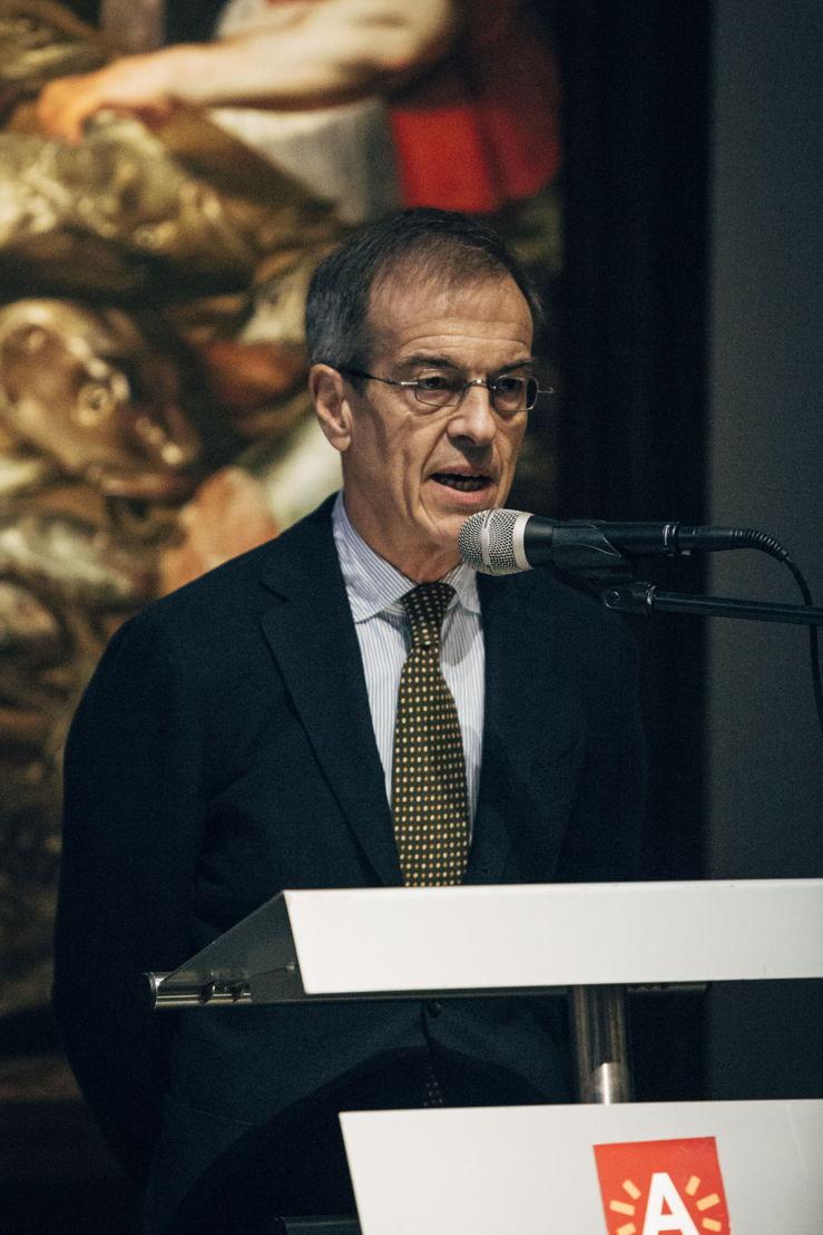 Ben van Beneden, directeur Rubenshuis. Photo: Joris Casaer