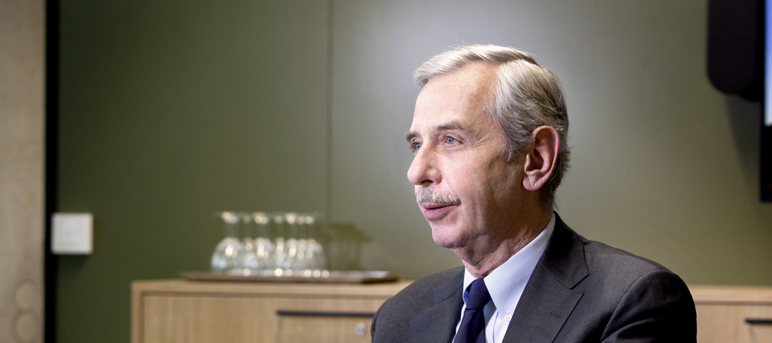 ING bevestigt vervroegd vertrek Eric Boyer de la Giroday als voorzitter van de Raad van Bestuur van ING België
