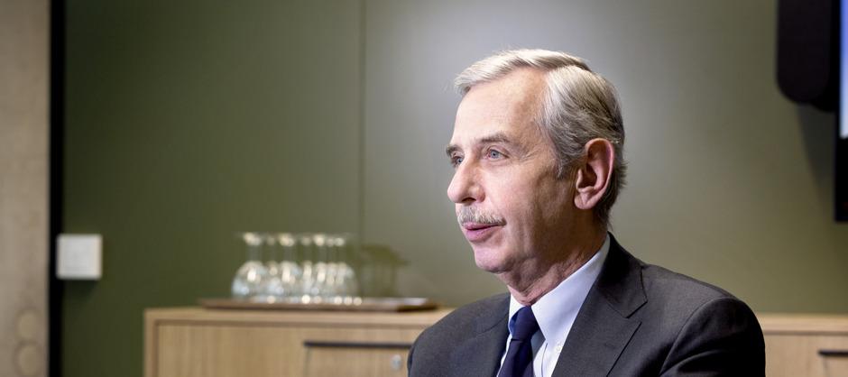 ING confirme le départ anticipé d'Eric Boyer de la Giroday en tant que président du conseil d'administration d'ING Belgique