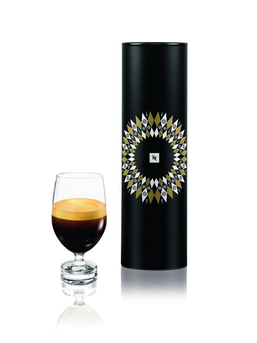 Reveal Lungo glazen - Set van twee glazen 30€