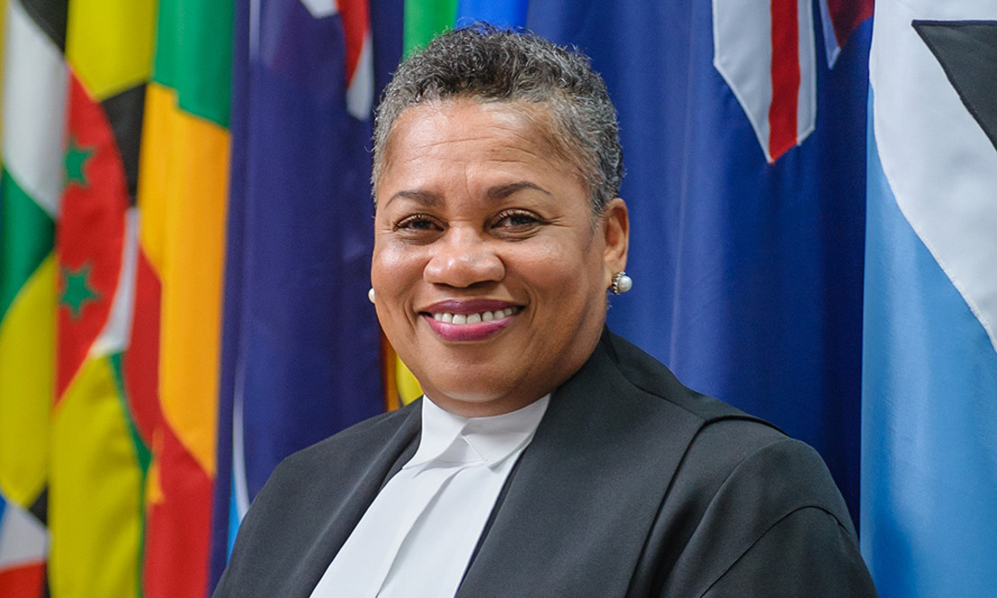 Statement from the Honourable Chief Justice Her Ladyship, Dame Janice M. Pereira, DBE, LL.D. on the Eruption of the La Soufriere Volcano in Saint Vincent and the Grenadines