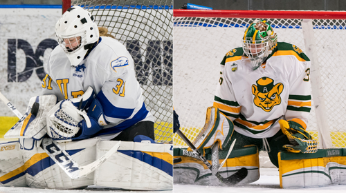 CW three stars: Goaltenders earn weekly honours