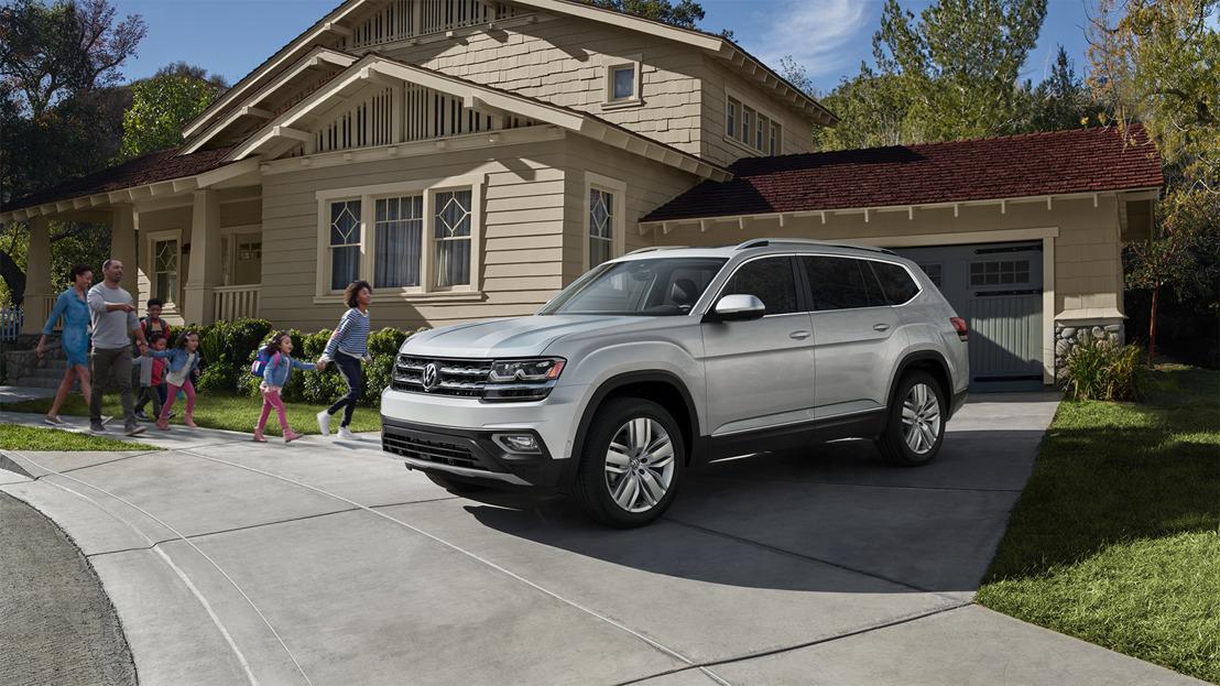 El Volkswagen Teramont es nombrado mejor vehículo utilitario grande en 2019 Motorweek Drivers Choice Awards