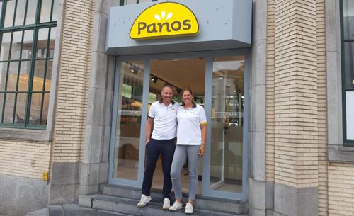 Panos opent nieuwe winkel in voormalig stationsbuffet van Kortrijk