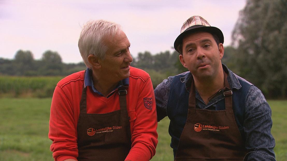Limburgers Adel & Ivan serveren zeetong met té weinig peper en halen de finish niet