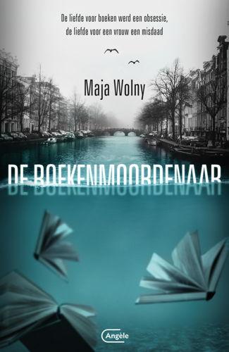 Preview: De boekenmoordenaar, het succesvolle thrillerdebuut van de Vlaams-Poolse Maja Wolny