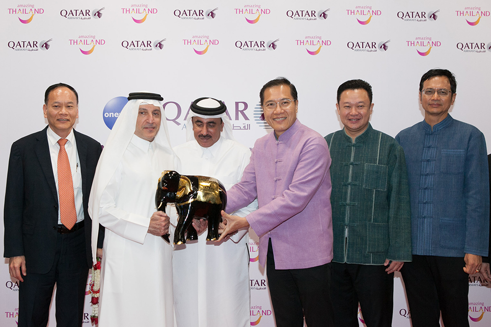 Thailand-celebrates-first-Qatar-Airways-flight-to-Chiang-Mai-