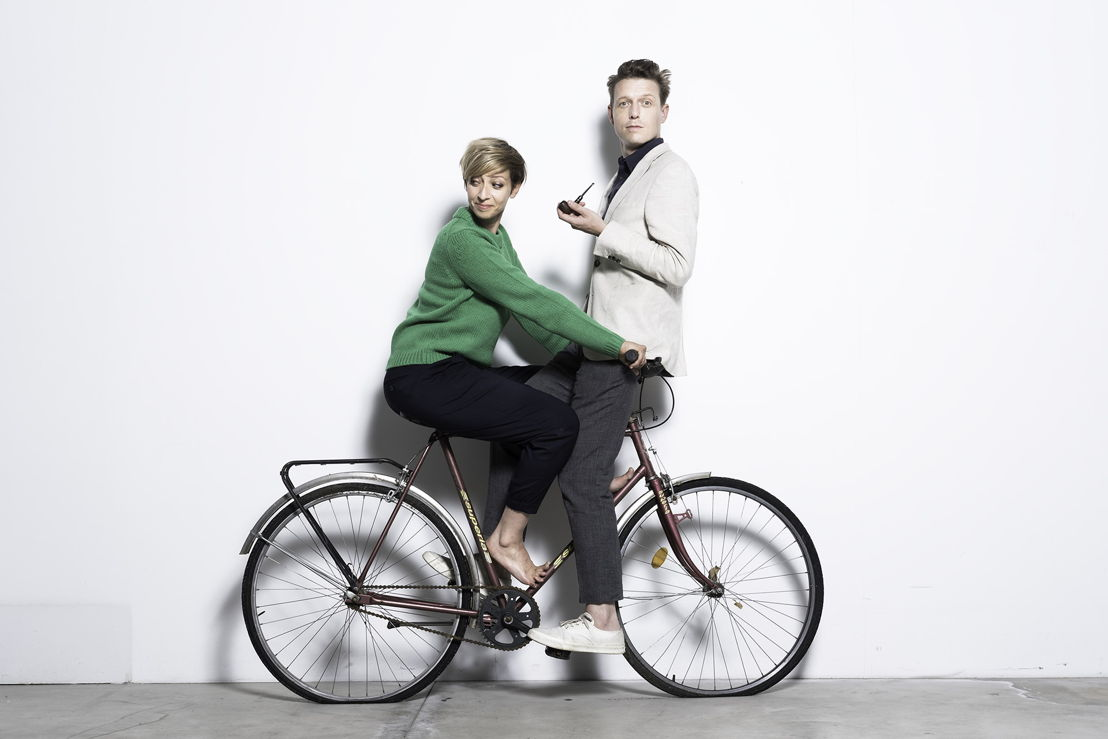 Sofie Lemaire en Bent Van Looy - (c) Charlie De Keersmaecker