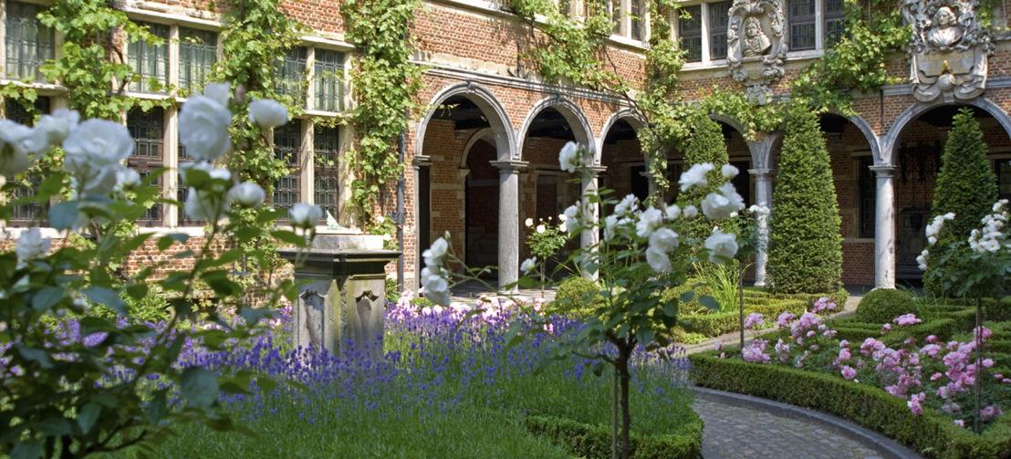 Museum Plantin-Moretus, binnentuin