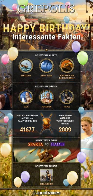 Grepolis Infografik