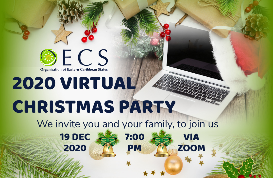 OECS Commission celebrates end of year virtually