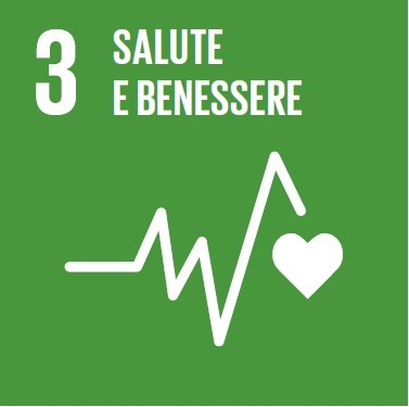 Goal #3 – Assicurare salute e benessere per tutti e per tutte le età