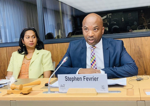 OECS Permanent Delegation Challenges Blacklisting at World Trade Organisation