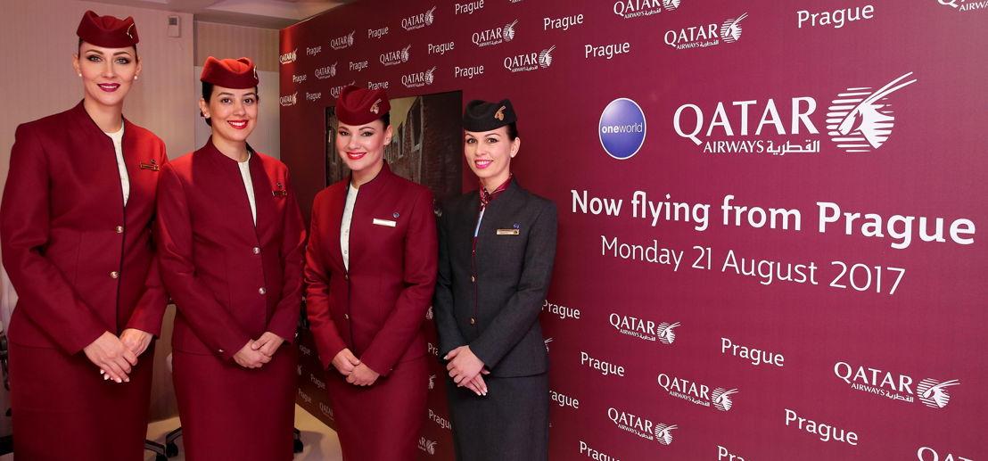 Letušky Qatar Airways