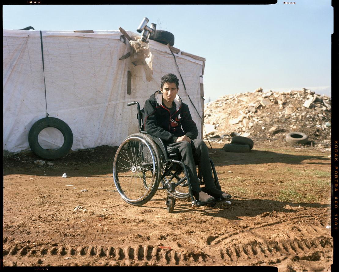 Hozeifa, 17 jaar, Riyak - Bekavallei, Libanon