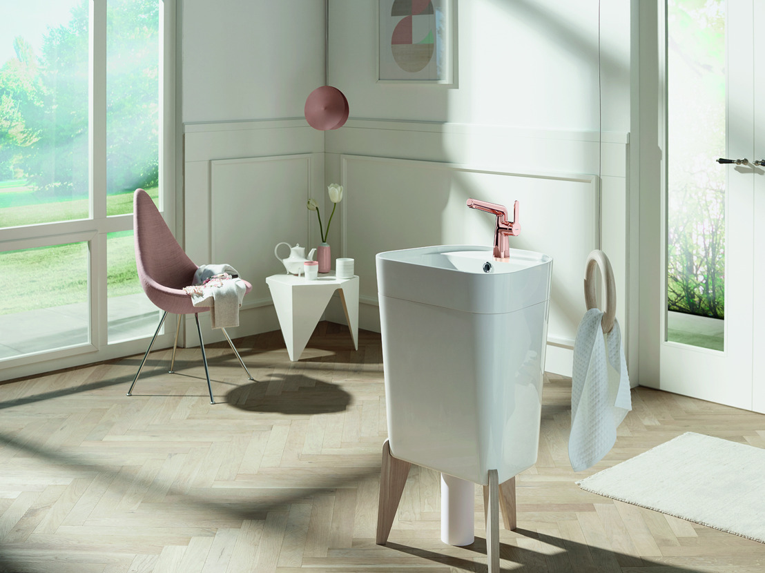 Tendance salle de bains : la créativité dans la robinetterie