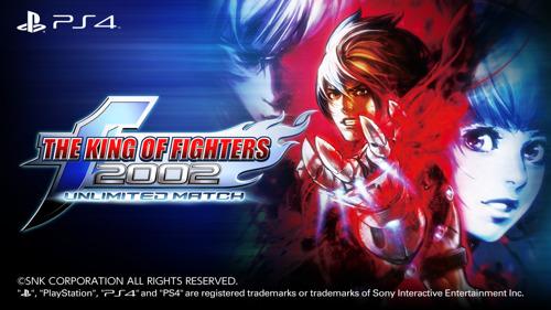 The King of Fighters 2002 Unlimited Match est désormais disponible sur PlayStation 4