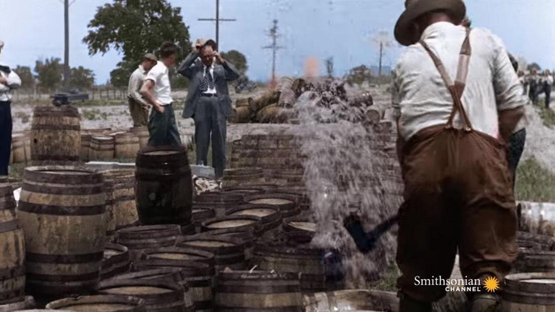 America in Color - afl 1 - drooglegging - (c) Smithsonian Channel