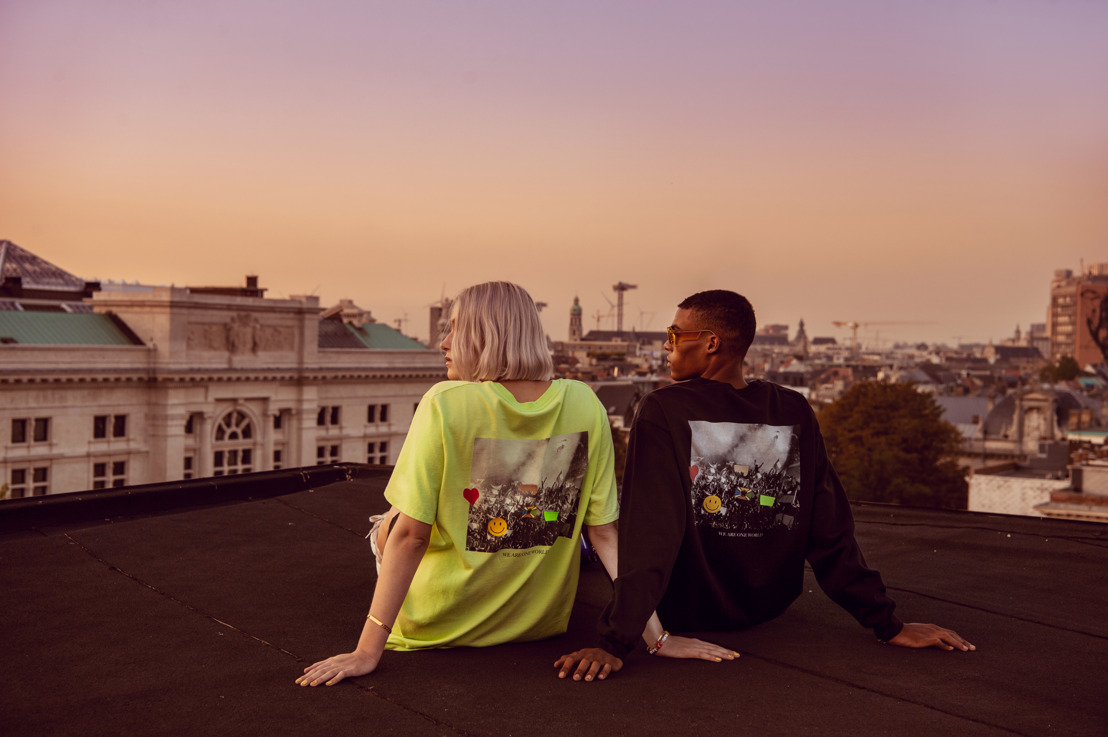 TML by Tomorrowland celebrates unity and positivity with the brand new WE ARE ONE WORLD collection