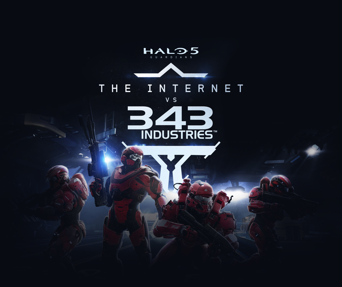 343 Industries challenge the entire internet in the first ever Halo 5: Guardians competition