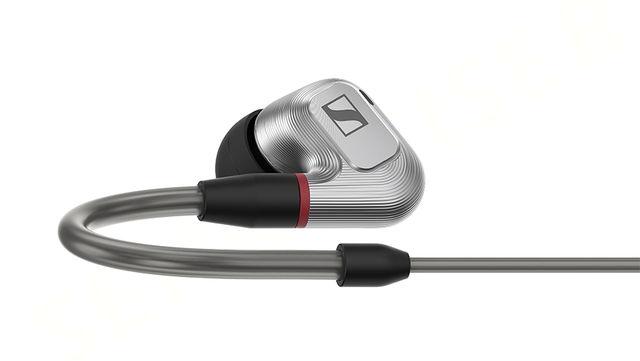 Sennheiser's IE 900 flagship audiophile earphones set a new benchmark for portable audio fidelity