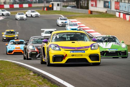 Porsche Sprint Trophy Benelux : Zolder pour lancer la saison 2021