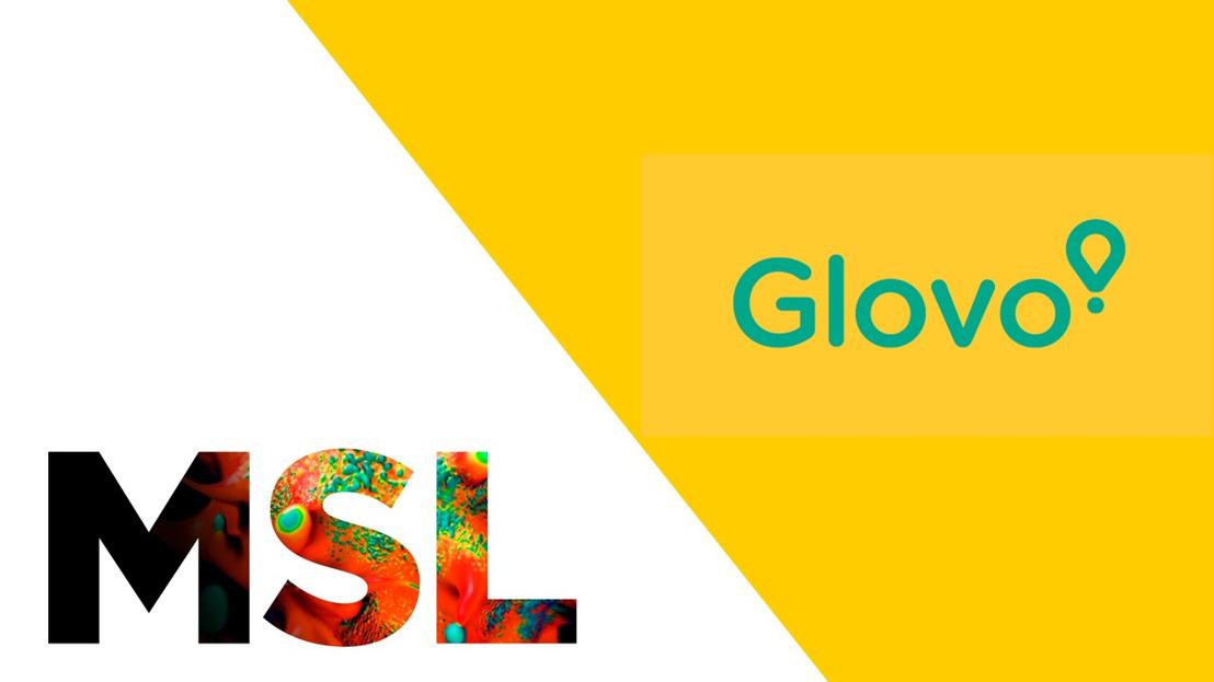 MSL Sofia пое комуникационното обслужване на Glovo в България