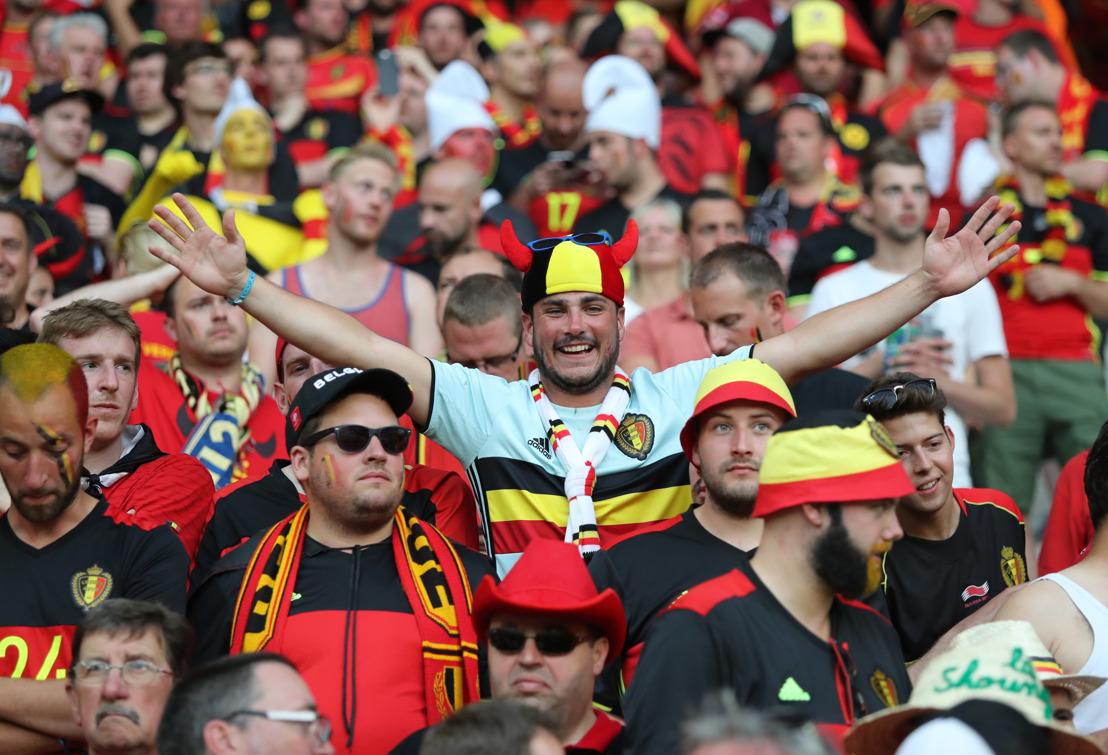 2/3de Vlamingen pro Brabançonne op sportevents zoals WK voetbal