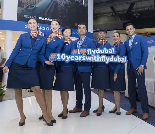 فلاي دبي تحتفل بعقد من الانجازات في سوق السفر العربي