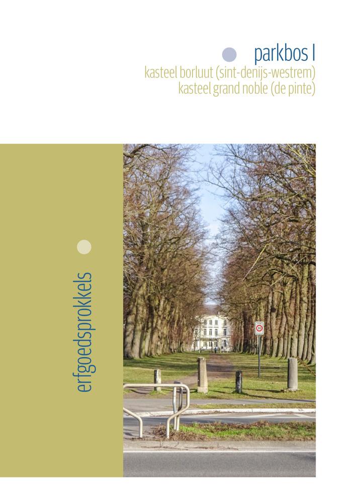Preview: Nieuwe Erfgoedsprokkel over kastelen en ander erfgoed in Parkbos