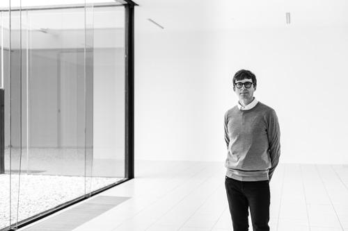 Antony Hudek is de nieuwe directeur van het museum Dhondt-Dhaenens in Deurle