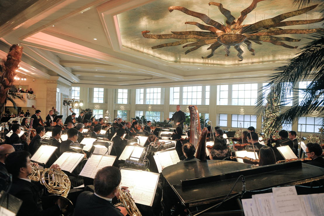 The Peninsula Manila: Classic Christmas Harmonies