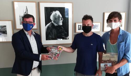 Het James Ensorhuis verwelkomt zijn 5.000ste bezoeker