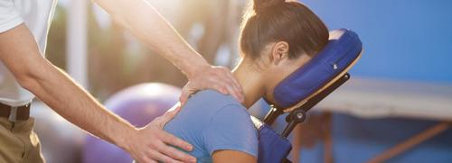 Dag van de Leraar: Odisee-studenten krijgen massages op Campus Brussel